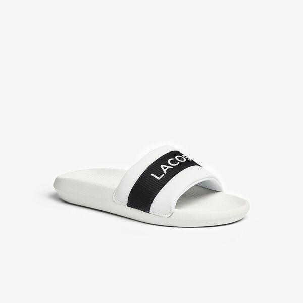 Women's Croco Slides