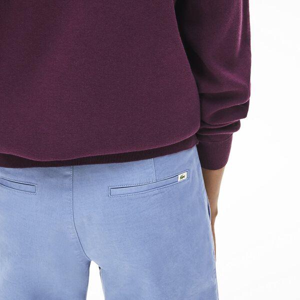 Men's Classic Slim Stretch Bermuda Short, KING, hi-res