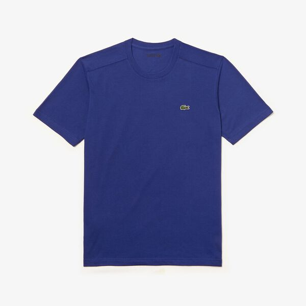 Men's Basic Crew Neck Sport Tee, OCEAN, hi-res