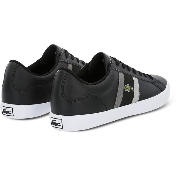 MEN'S LEROND 119 3 SNEAKER, BLACK/DARK GREY, hi-res