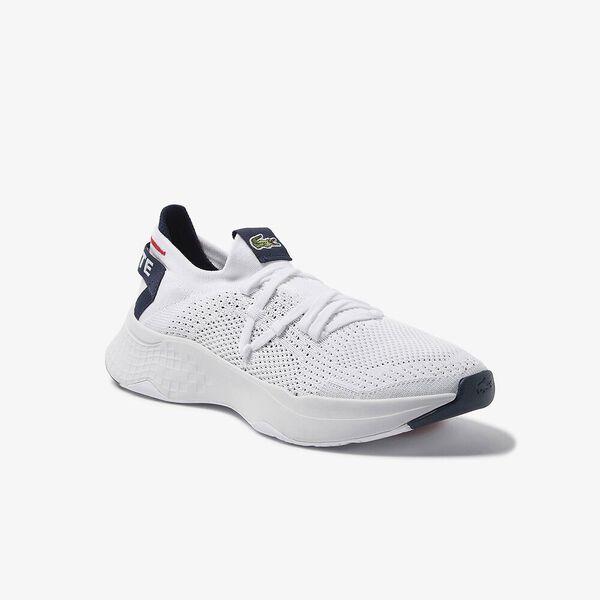 Men's Court-Drive Knit Sneakers