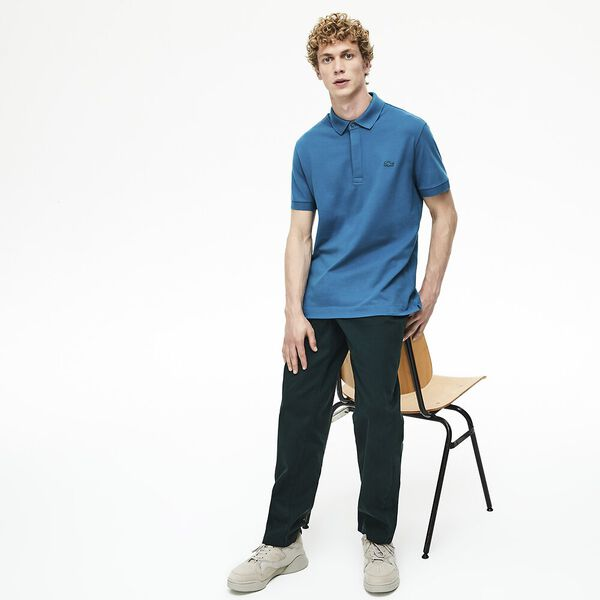Men's Paris Stretch Polo, ELYTRA, hi-res