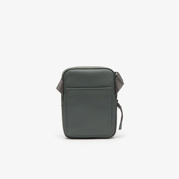 Men's L1212 Sml Flat Crossover Bag, AGAVE GREEN, hi-res