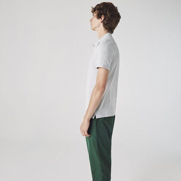Men's Slim Fit Polo, CUMULUS, hi-res