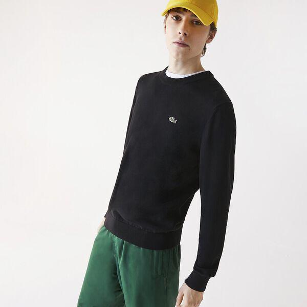 Men's Organic Cotton Crew Neck Sweater
