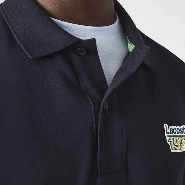 Men's Badge Polo, ABYSM, hi-res
