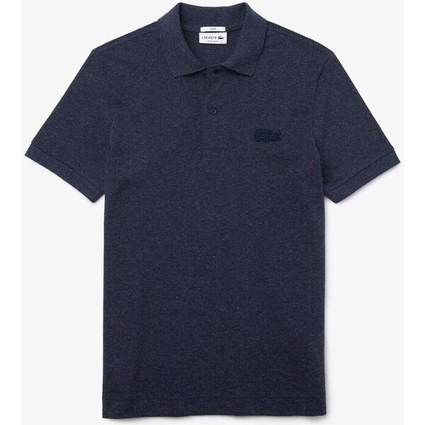 Men's Loop Polo, HEATHER BLUE, hi-res