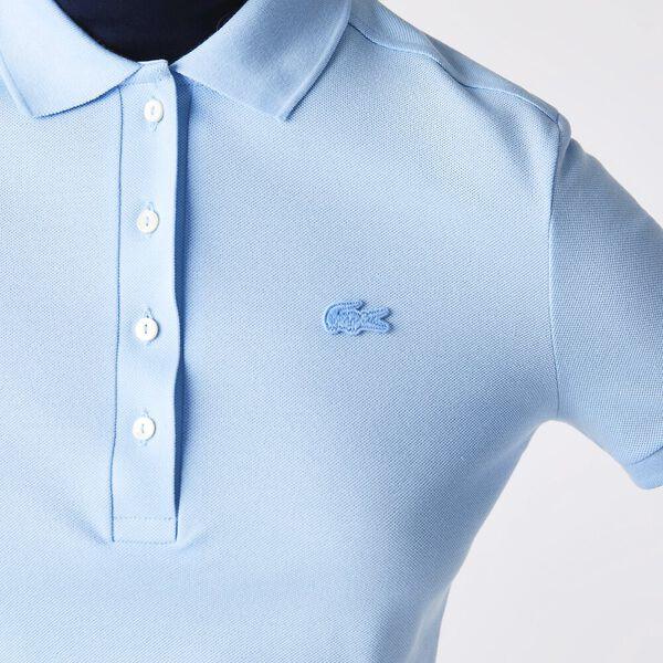 Women's Stretch Cotton Shirt, OVERVIEW, hi-res