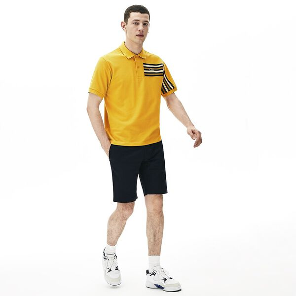Men's Classic Slim Stretch Bermuda Short