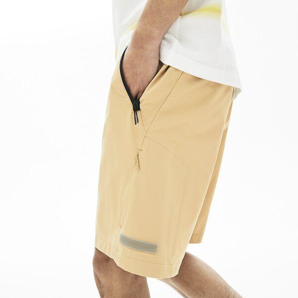 Men's Lacoste Motion Ergonomic Bermuda Shorts, VIENNOIS, hi-res