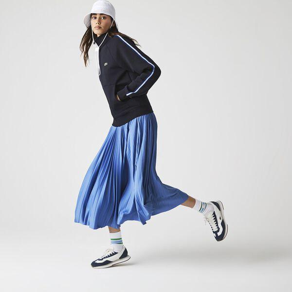 Unisex High Neck Organic Cotton Zip Sweatshirt, ABYSM, hi-res