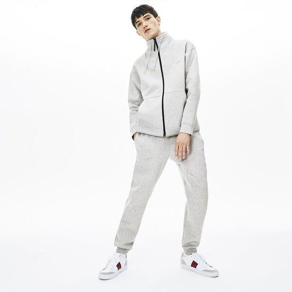 Men's Lacoste Motion Track Pant, SILVER CHINE, hi-res