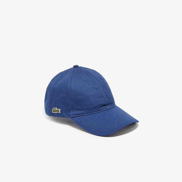 CONTRAST STRAP COTTON CAP