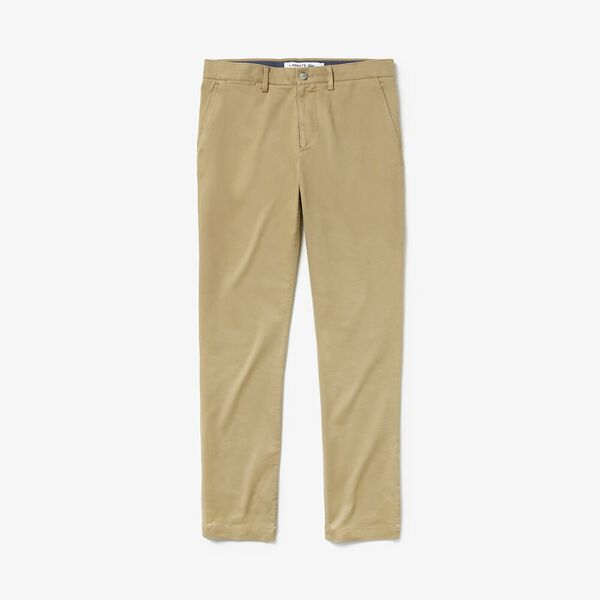 Men's Slim Stretch Chino, VIENNESE, hi-res