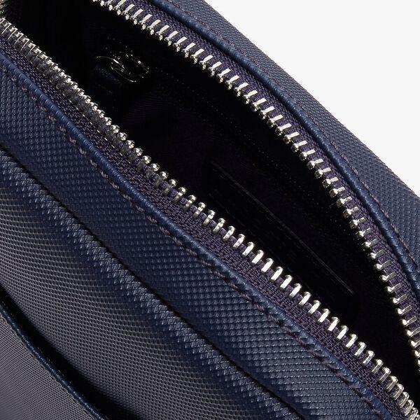 Men's Classic Slim Vertical Camera Bag, PEACOAT, hi-res