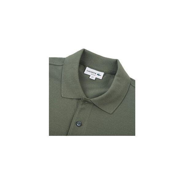 Men's Cotton Piqué Slim Fit Polo, AUCUBA, hi-res