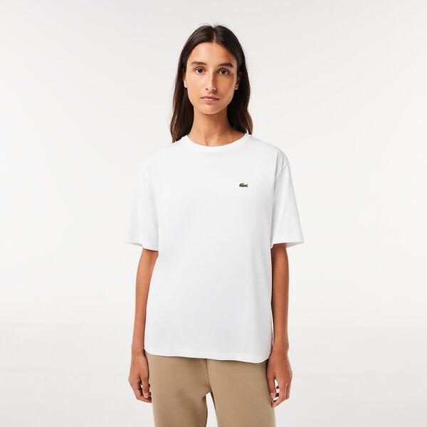 Women's Crew Neck Premium Cotton T-shirt