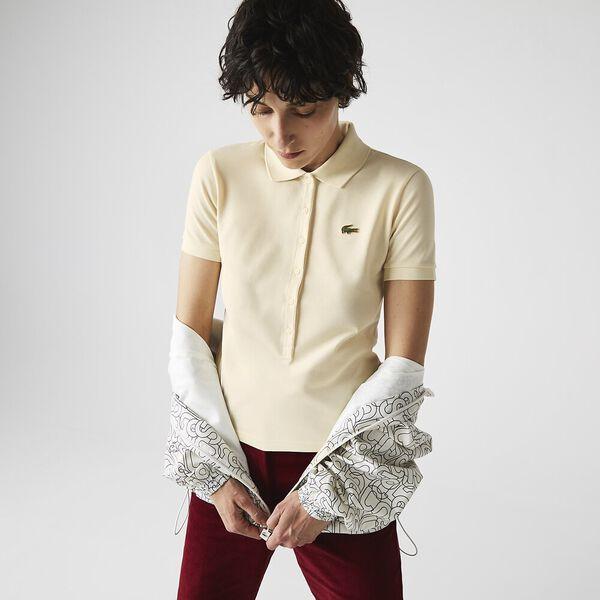 Women's LIVE Slim Fit Stretch Cotton Shirt