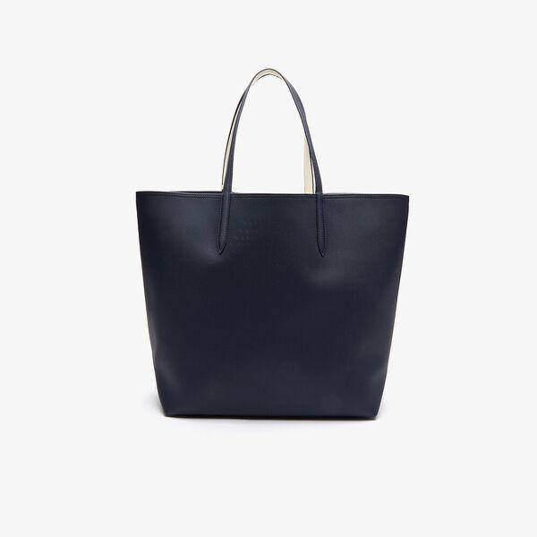 Women's Anna Large Shopping Bag, DARK SAPPHIRE MARSHMALLOW, hi-res