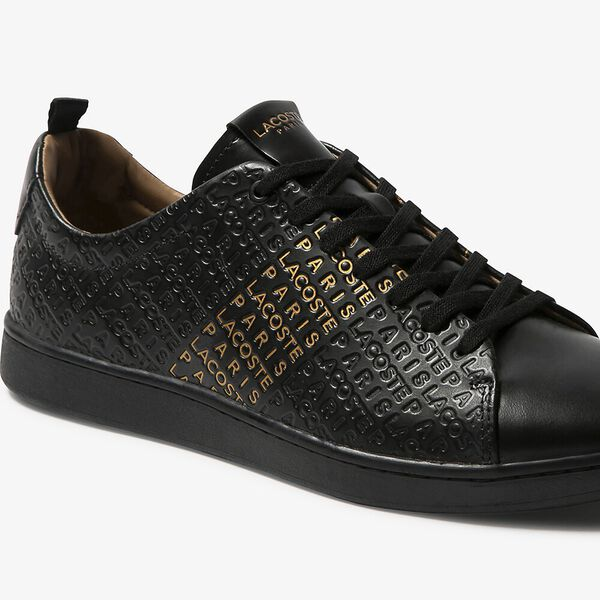 Men's Carnaby Evo 120 6 Us Sneaker, BLACK/GOLD, hi-res