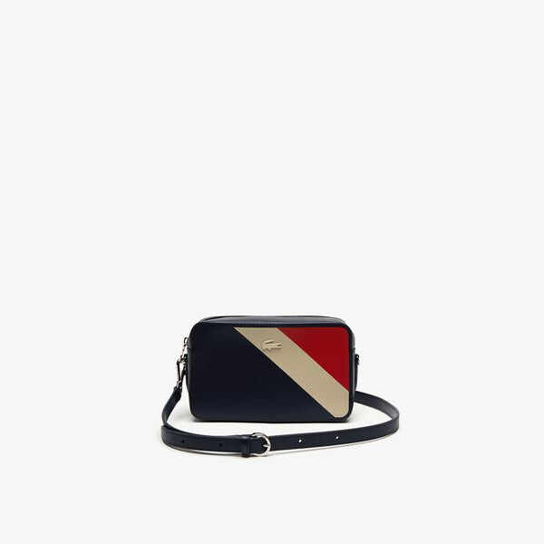 Women's Chantaco Tricolor Leather Shoulder Bag