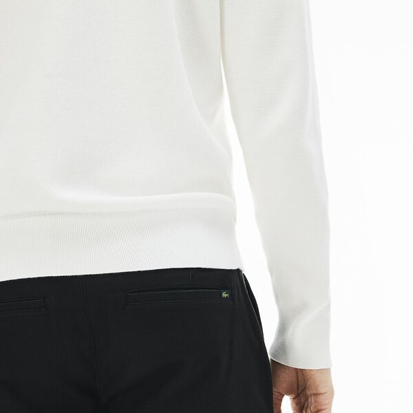 Men's Classic Slim Stretch Bermuda Short, BLACK, hi-res