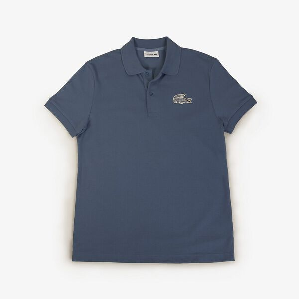 Men's Fall Countryside Slim Fit Polo, KING, hi-res