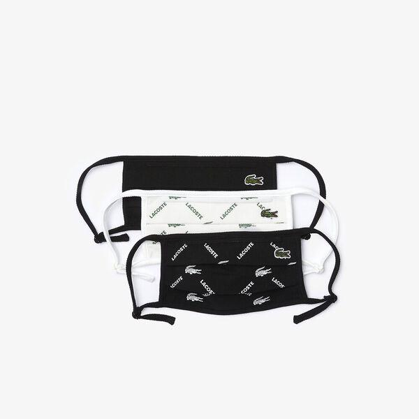 L.12.12 Pack of 3 Face Protection adjustable Masks
