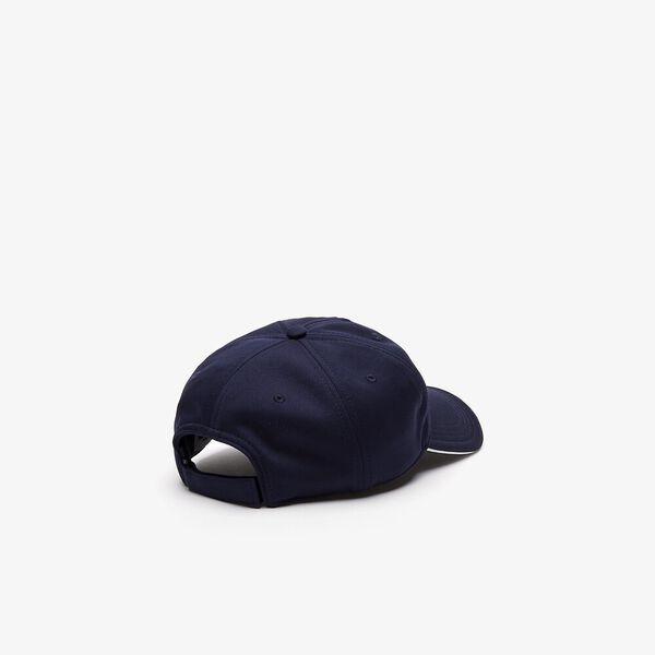 GOLF ULTRA DRY PIQUE CAP, NAVY BLUE/WHITE, hi-res