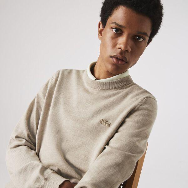 Men's Merino Wool knitted Sweater