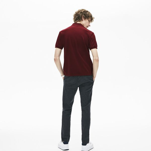 Men's 2 Ply Classic Fit Polo, VINE CHINE, hi-res