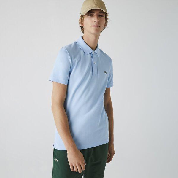 Men's Slim Fit Polo, OVERVIEW, hi-res