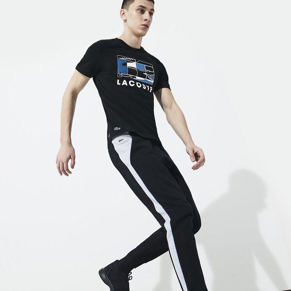 Men's Tennis Brushed Fleece Track Pant