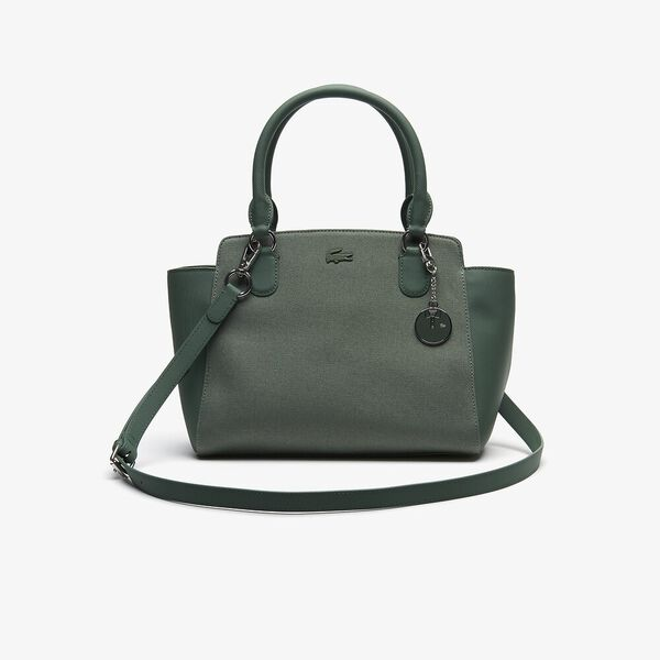 WOMEN'S DAILY CLASSIC M SHOPPING BAG, LAUREL WREATH, hi-res