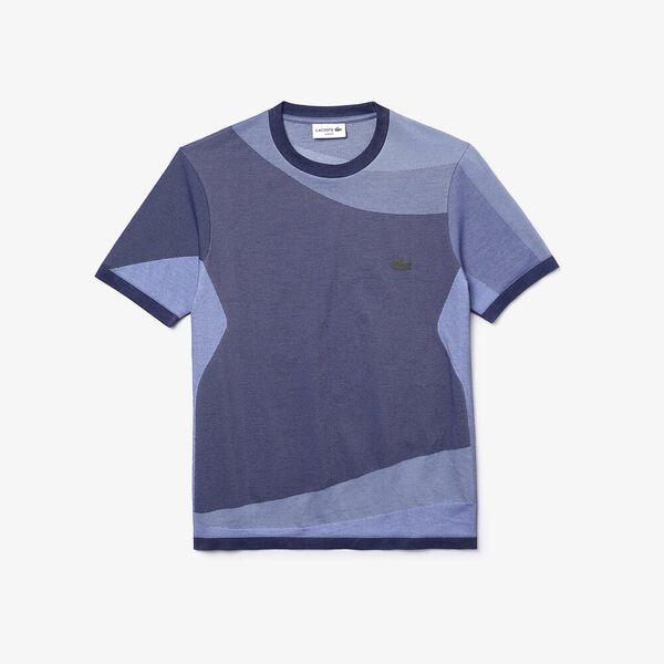 Men's Lacoste Motion Colourblock Ultra-Light T-shirt