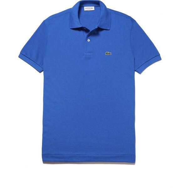 MEN'S L.12.12 CLASSIC POLO, BLUE ROYAL, hi-res