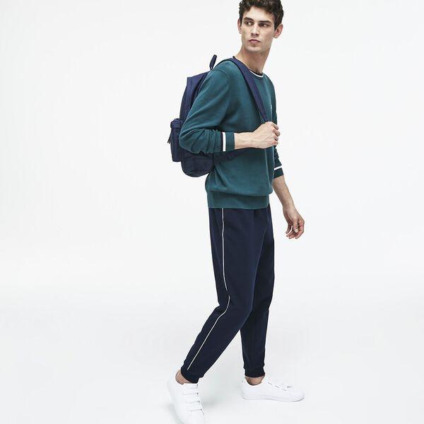 Men's Neo Crocodile Backpack, PEACOAT, hi-res