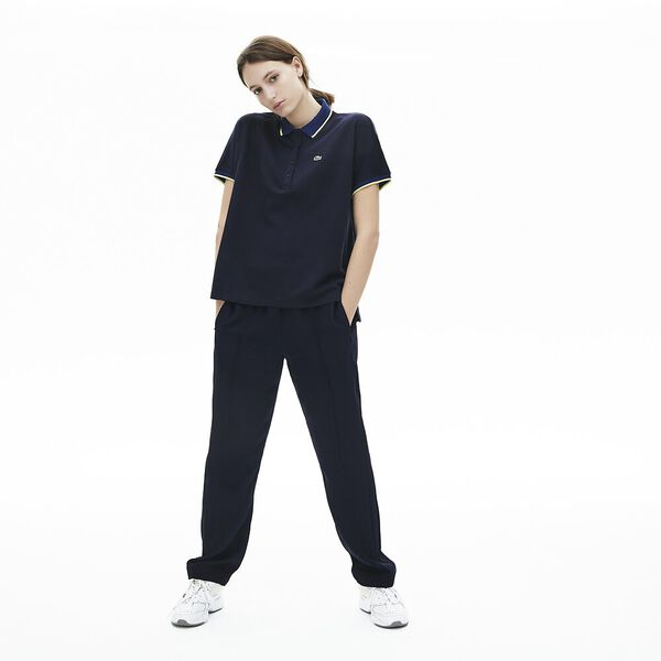 Women's Relax Fit Lacoste Polo Shirt