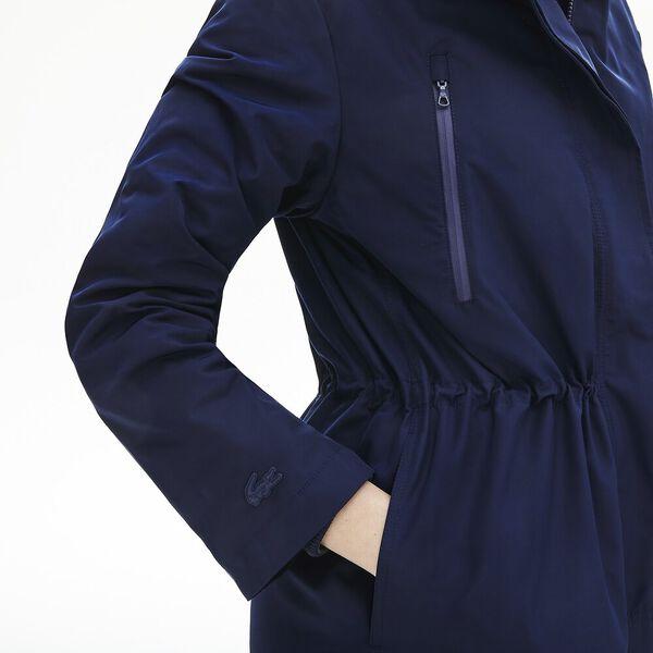 Women's Reversible Jacket 4-in-1 Parka, NAVY BLUE, hi-res
