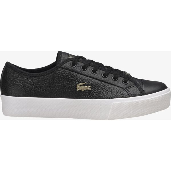 Womens Ziane Plus Grand Leather and Suede Sneakers