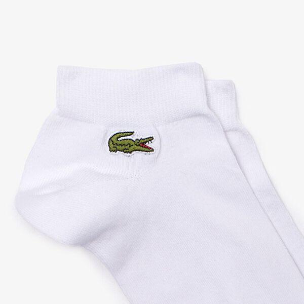 Men's Three-Pack Of SPORT Low-Cut Socks, WHITE/WHITE-WHITE, hi-res
