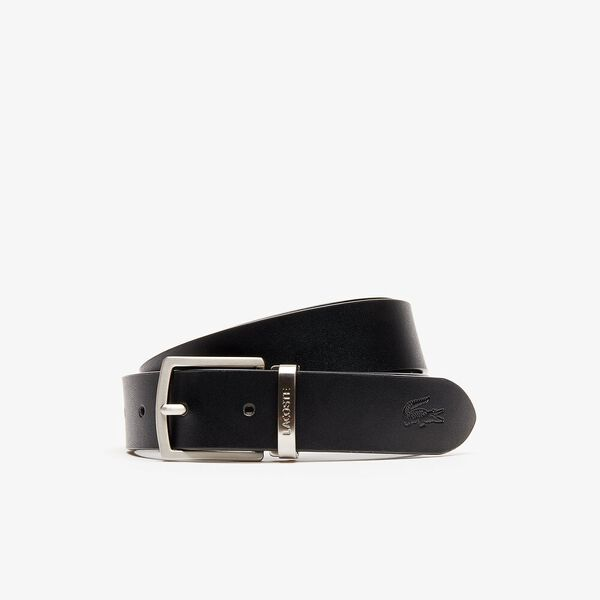 Men's Elegance 30Mm Duel Buckle Belt