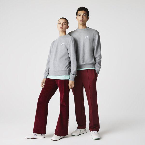 Unisex LIVE Patch Fleece Sweatshirt