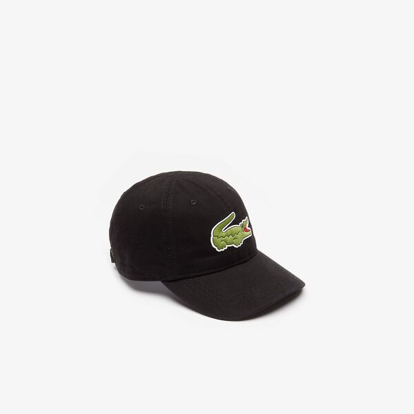 Big Croc Cap, BLACK, hi-res