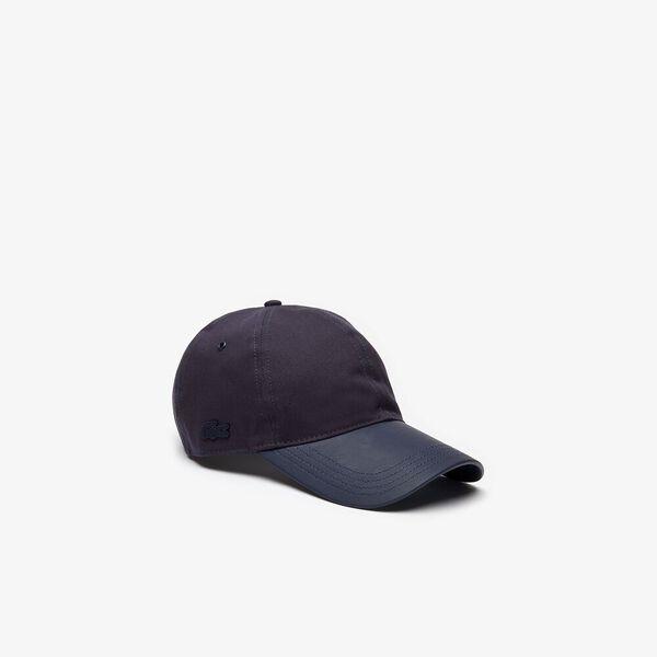 Men's Bimaterial Cap