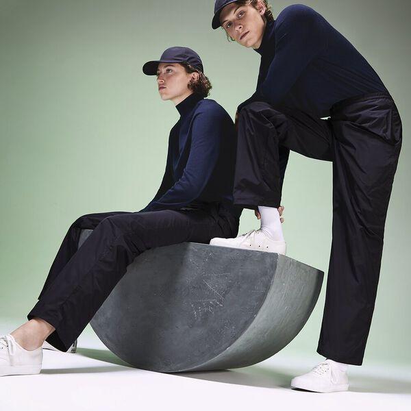 Unisex Fashion Show Iconcis Trouser, NAVY BLUE, hi-res