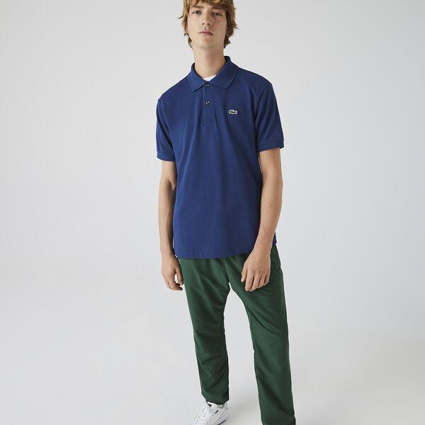 Men's L.12.12 Classic Polo, METHYLENE, hi-res