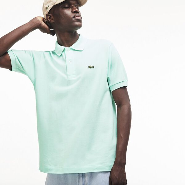 Lacoste Classic Fit L.12.12 Polo Shirt, ASPERA, hi-res