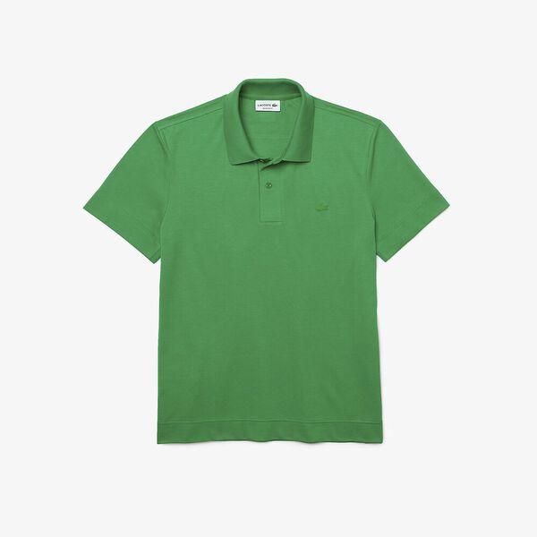 Men's Regular Fit Movement Polo, MALACHITE, hi-res