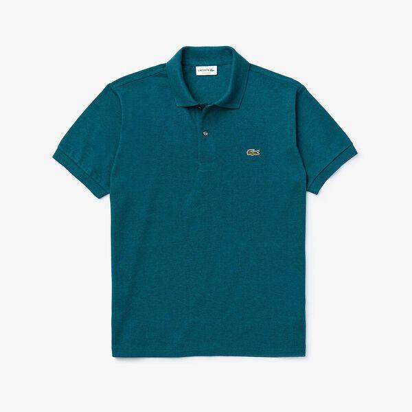 Men's Marl Classic Fit L.12.12 Polo, ERI CHINE, hi-res
